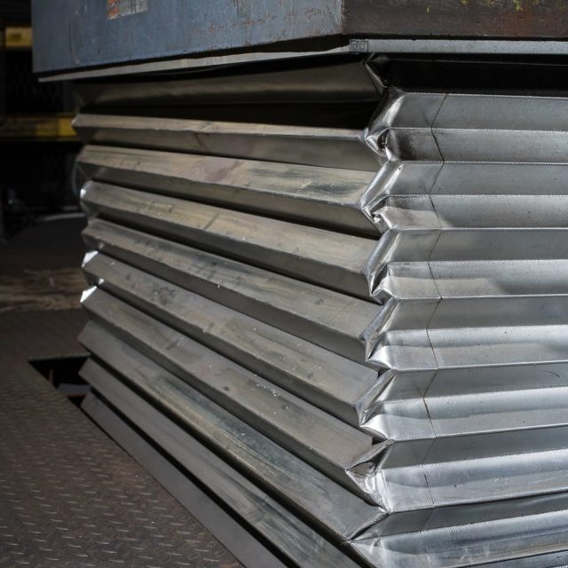 soufflet-aluminise-protection-table-elevatrice-industrie